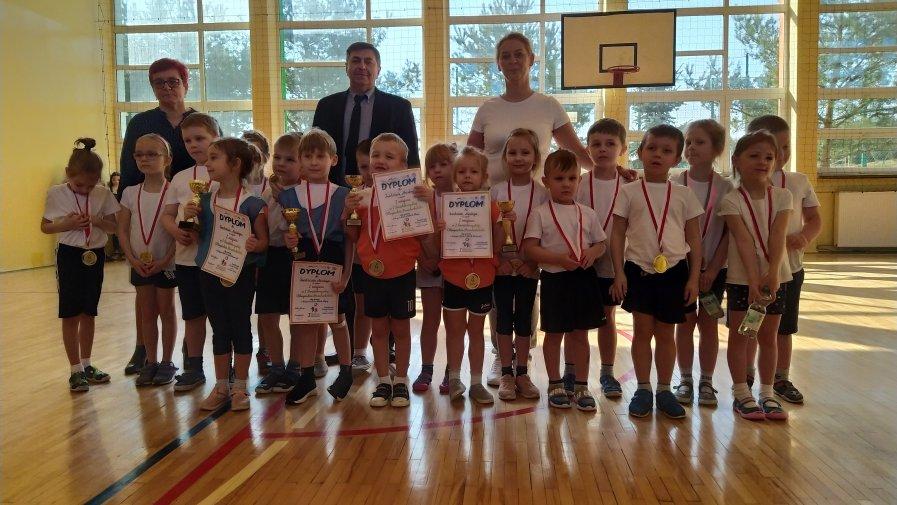 I Świętokrzyska Olimpiada Przedszkolaków w Skalbmierzu