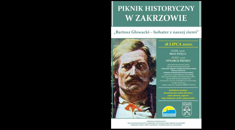 Piknik historyczny w Zakrzowie