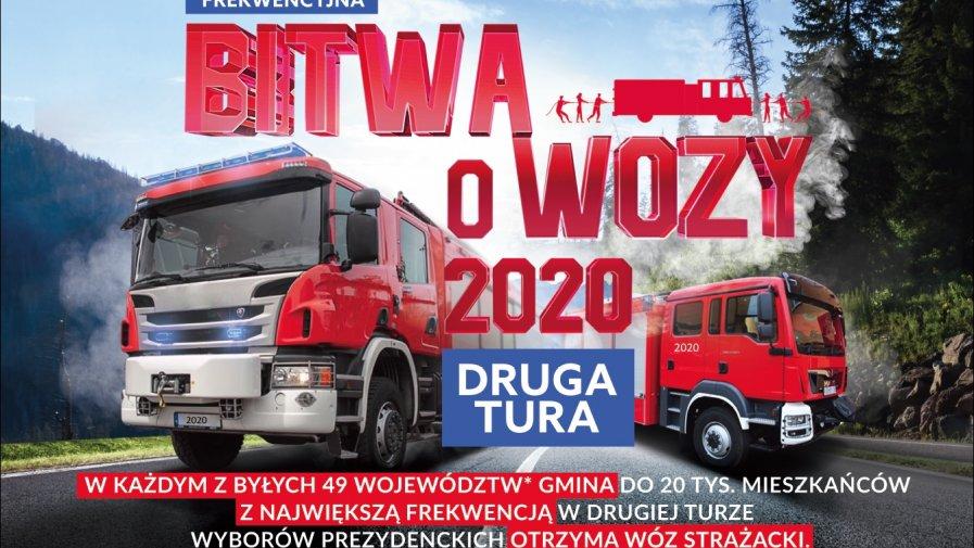 """""""Bitwa o wozy 2020"""" - II tura"""